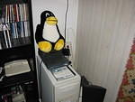 Linux-Logos-and-My-Tux
